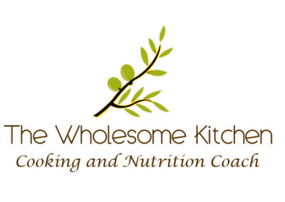 The Wholesome Kitchen Logo