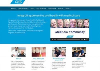 CHX Technologies